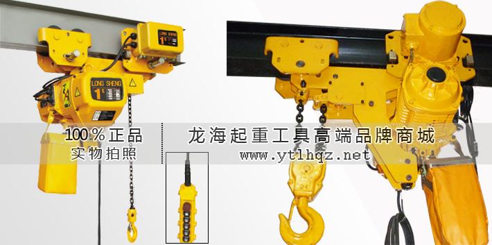 1t超低环链电动葫芦